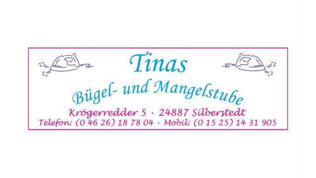 Tinas Bügel- und Mangelstube